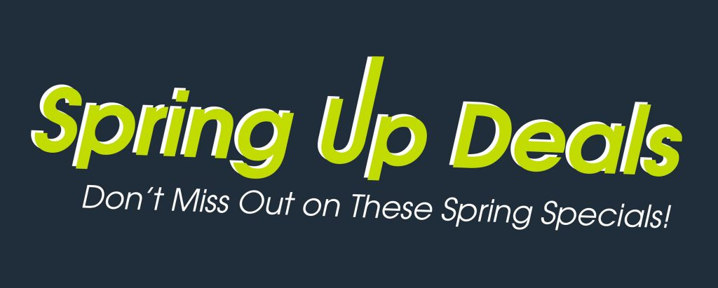 TTi Spring Sale On NOW – Don't Miss Out!